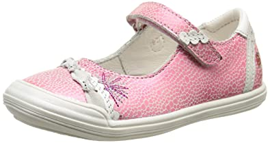 39ebbd5829f09 GBB Marion Ballerines Babies Filles VTE Rose-Blanc DPF Zara - 24 -