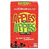 Deals on Apples to Apples Party in a Box Card Game