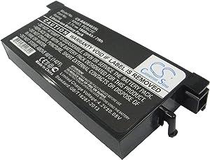 Replacement for DELL GC9R0 GP297 J155F KR174 M164C M9602 P9110 PERC5E PERC5i X8483 XM768 Battery