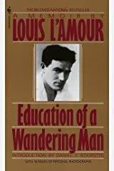 Education of a Wandering Man Paperback