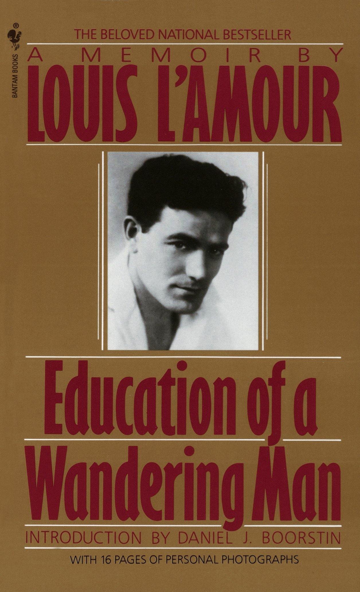 Education of a Wandering Man ebook