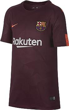 NIKE FC Barcelona - Camiseta Niños: Amazon.es: Ropa y accesorios