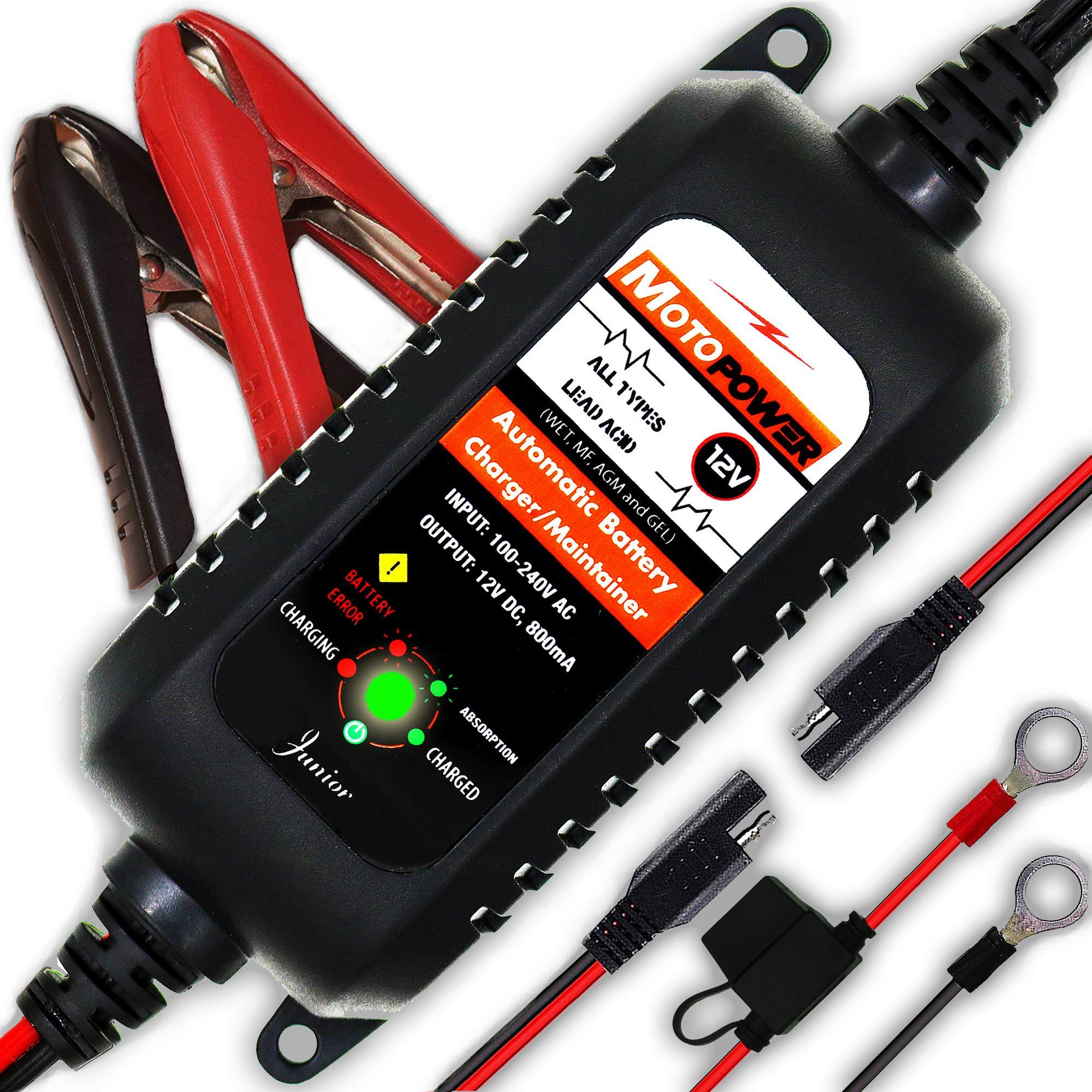 73739318a5d63 Top Chargeurs de batterie pour moto selon les notes Amazon.fr