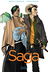 Saga Vol. 1 Kindle Edition