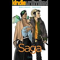 Saga Vol. 1 book cover