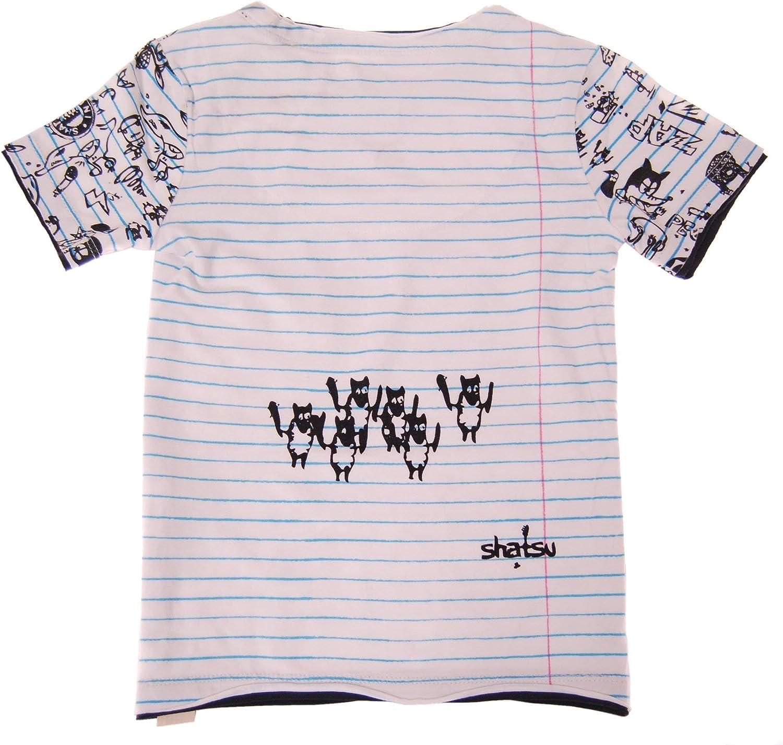 Mini Shatsu Doodle T-Shirt