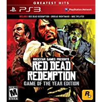 Jack of All Games Red Dead Redemption - Juego (PS3) - Game Of The Year Edition