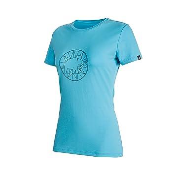 dd24456fb5fd Damen T-Shirt Mammut Logo  Amazon.de  Sport   Freizeit
