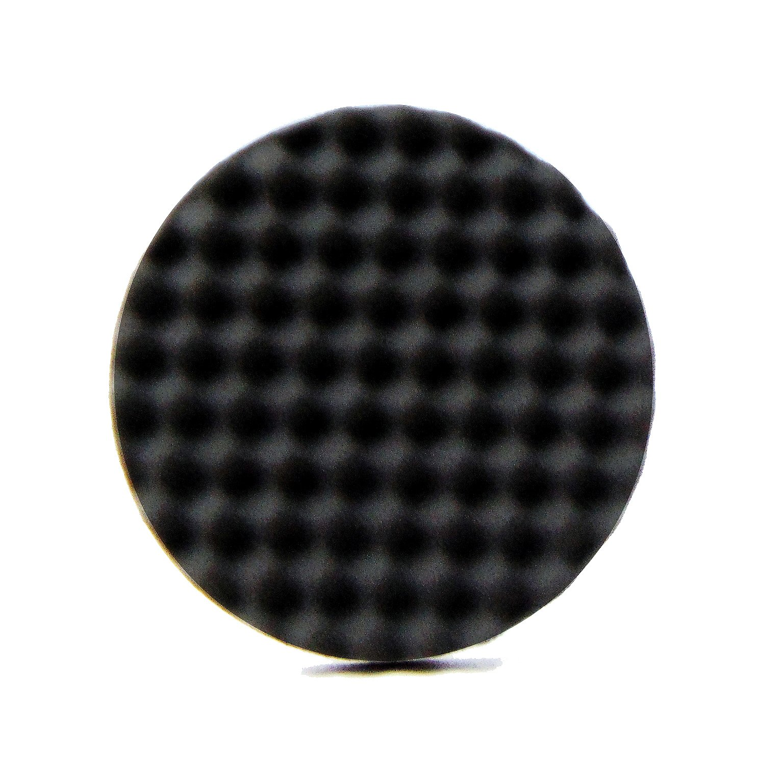 OPT Optimum (22578) Waffle Foam Pad (Polishing), Black, 3.25''