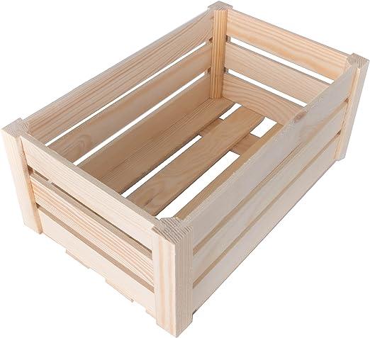 Cajas de manzanas en madera/cajas de fruta/maceteros disponibles ...