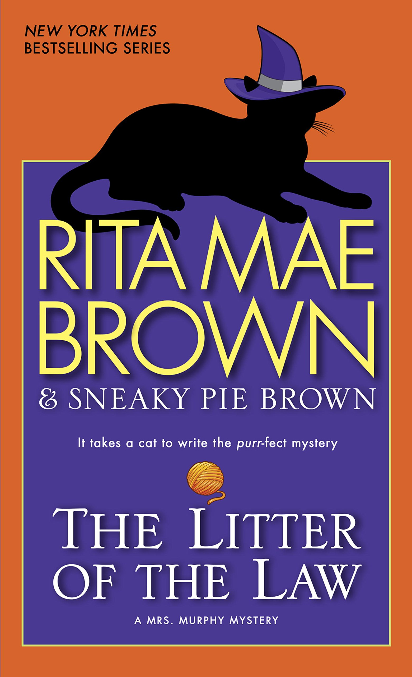 The Litter Of The Law  A Mrs. Murphy Mystery  English Edition