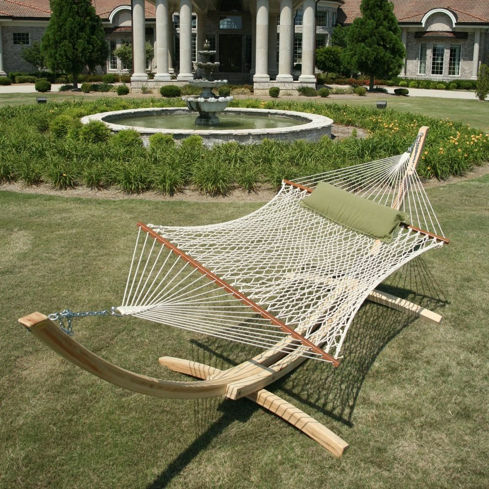 amazon com hatteras dc 14ot large duracord hammock