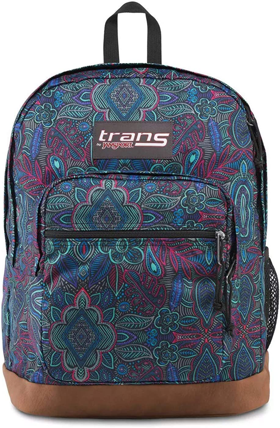 Trans by JanSport 17 Super Cool Backpack - Peacock Garden