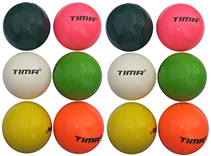 Cricket Wind Balls Training Balls Green Color Sports /& Outdoors Practice Quality
