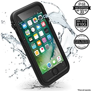 Catalyst CATIPHO7BLK - Carcasa para Apple iPhone 7, Color Negro