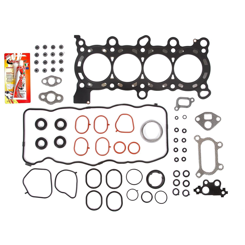 Fits 06-11 Honda iVtec 1.8 SOHC 16V R18A1 R18A4 Head Gasket Set