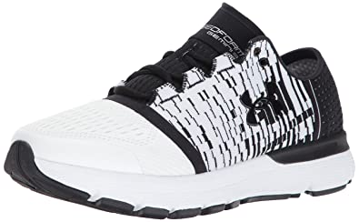 big sale 44c70 cc653 Under Armour Men's Speedform Gemini 3 Graphic-Wide (4e) Running Shoe