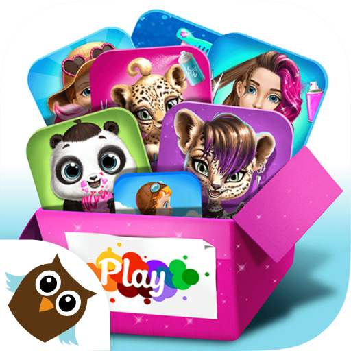 (TutoPLAY Best Kids Games - 80 in 1 App)