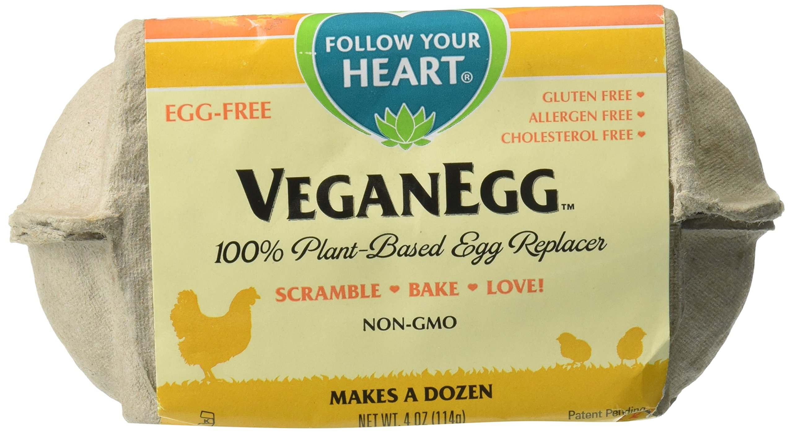 Follow Your Heart Egg Vegan, 4 oz