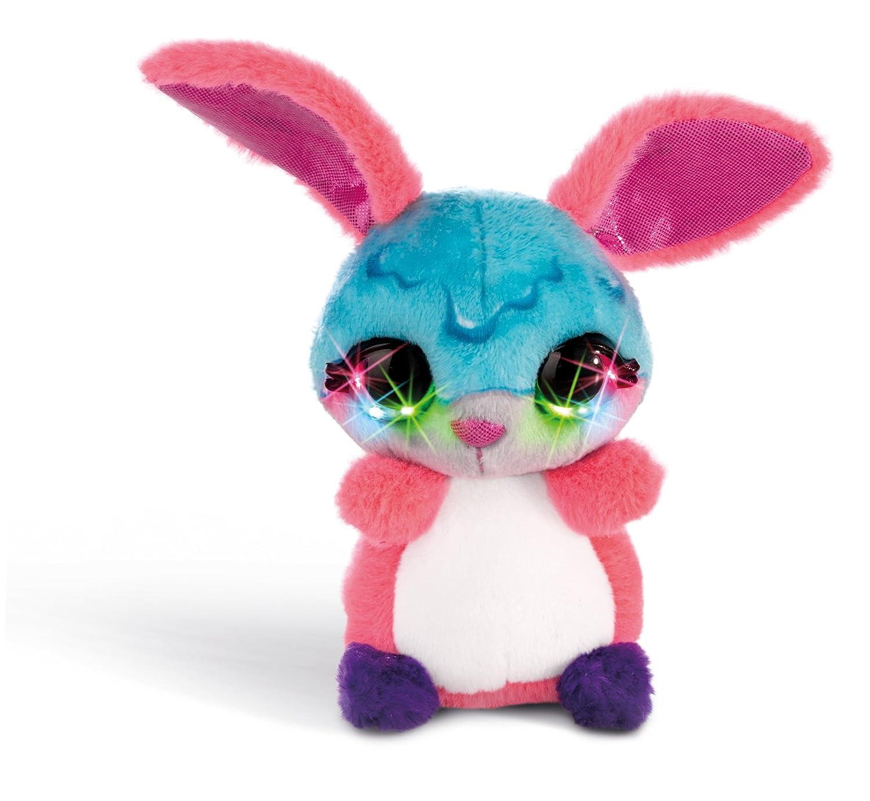 NICI - NICIdoo Ojos mágicos Conejo Dimdam, Peluche 12cm, Color varierdad Colores (42478): Amazon.es: Juguetes y juegos