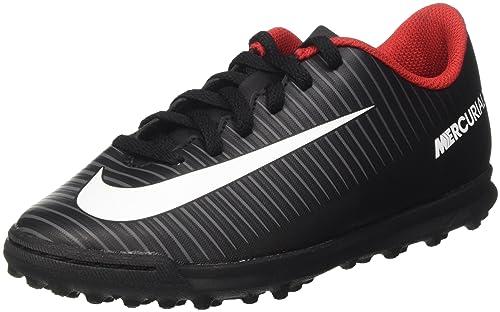 Nike Jr Mercurialx Vortex III TF, Botas de fútbol Unisex bebé: Amazon.es: Zapatos y complementos