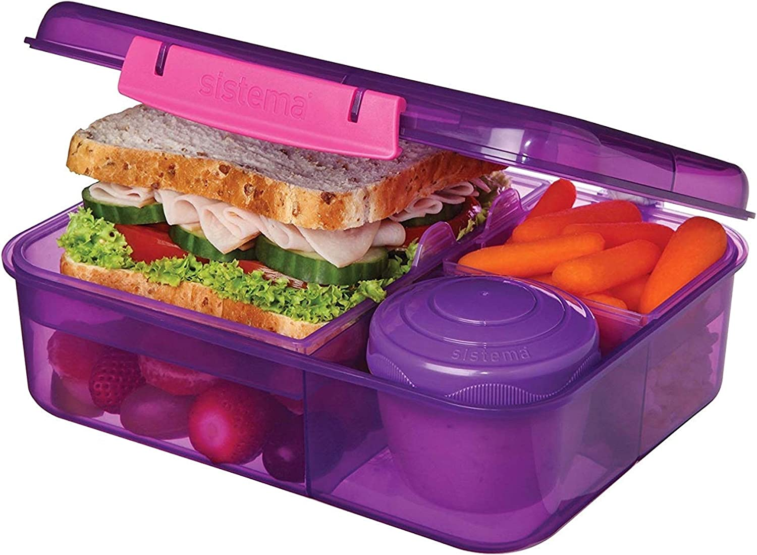 Top 9 Best Bento Box For Toddlers Lunch Time (2020 Reviews) 4
