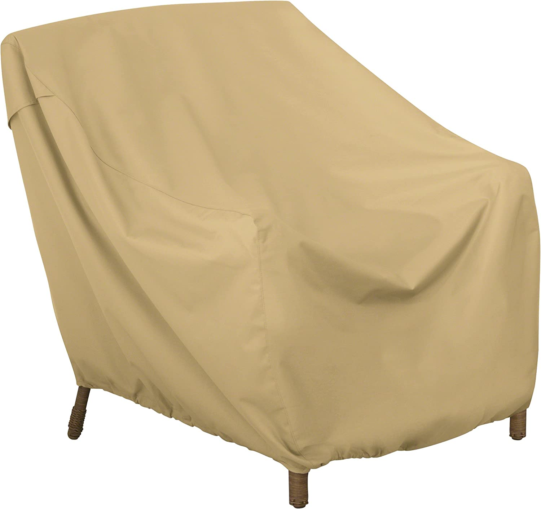 Classic Accessories Terrazzo Patio Lounge Chair Cover