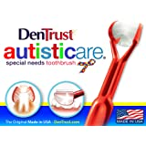 DenTrust 3-Sided Toothbrush :: Specialty Toothbrush for AUTISM & Special Needs