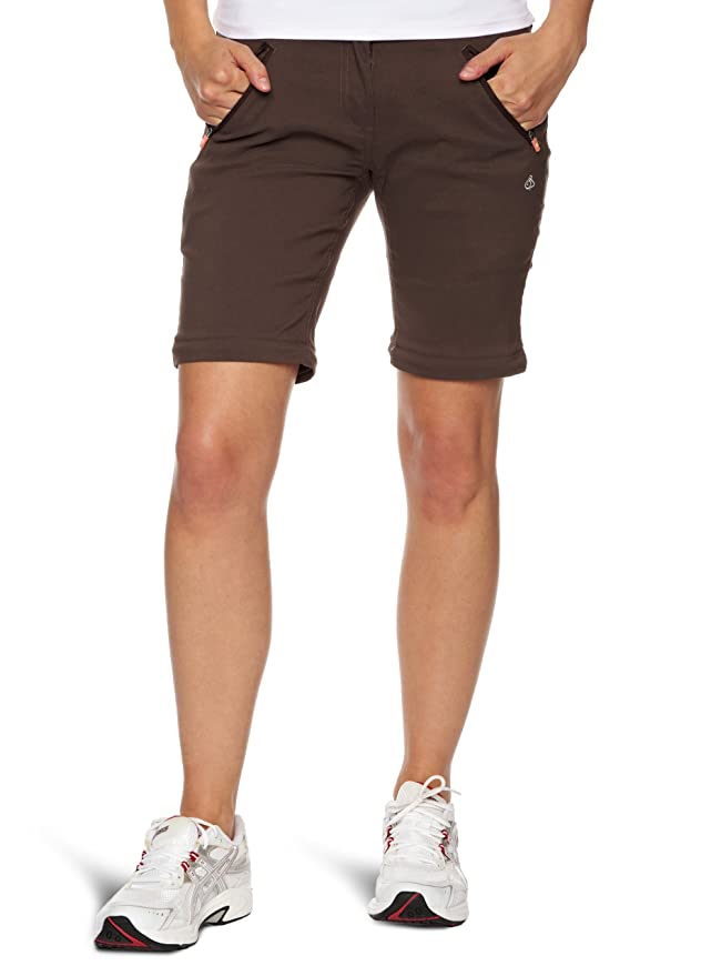 87f77134c93b Craghoppers NosiLife Women's Functional Trousers: Amazon.co.uk: Sports &  Outdoors
