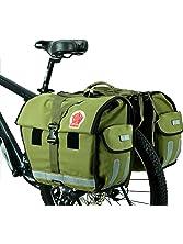 ArcEnCiel Water-Resistant Bicycle Carrier Rack Pannier Bag