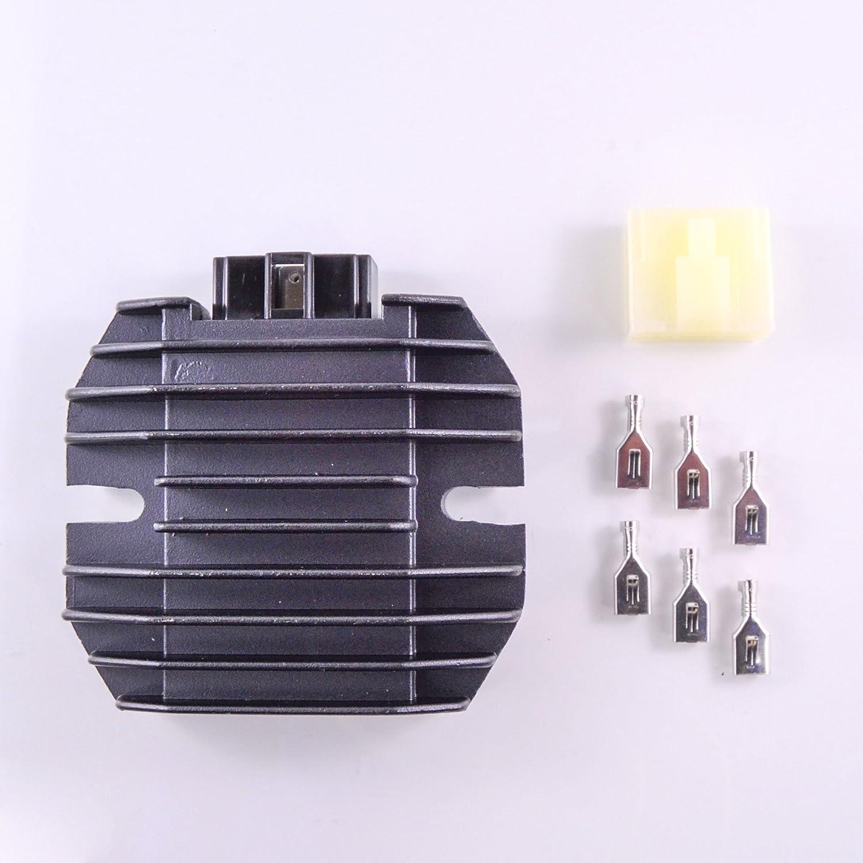 Amazon.com: Voltage Regulator Rectifier For Kawasaki Ninja ...