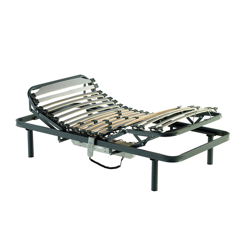 LA WEB DEL COLCHON - Cama Articulada Confort Plus 90x 190 cms.: Amazon.es: Hogar