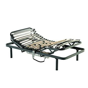 LA WEB DEL COLCHON - Cama Articulada Confort Plus 80x 190 cms.: Amazon.es: Hogar