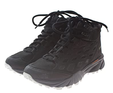 Women's The North Face Endurus Hike Mid Gore Tex Size 7 Black