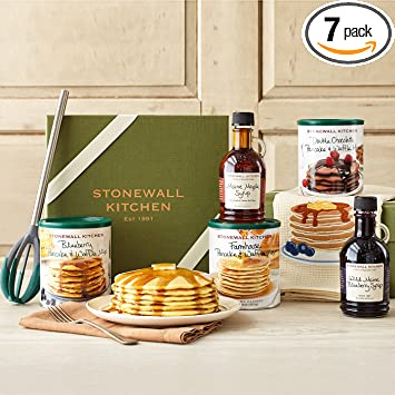Amazon Com Stonewall Kitchen Breakfast Gift Baskets And Sets 7