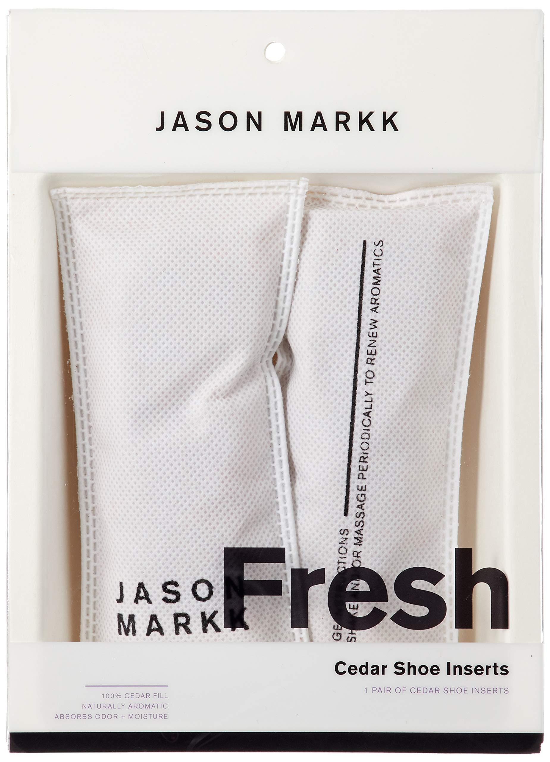 Jason Markk Mens Jason Mark Cedar Shoe Insert Shoe Care White NA