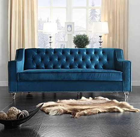 Amazon.com: Iconic Casa Dylan modernas Tufted sofá de ...