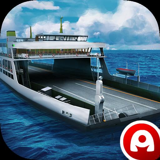 Ferry Sim 3D Free