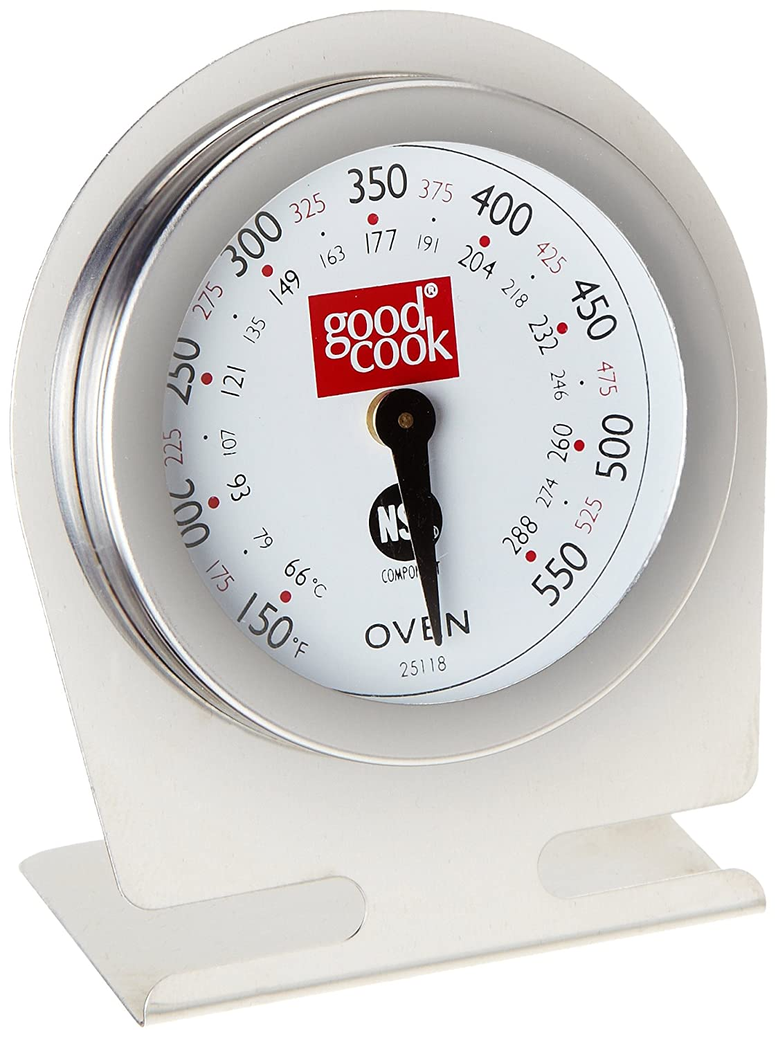 Good Cook Classic Oven Thermometer NSF Approved