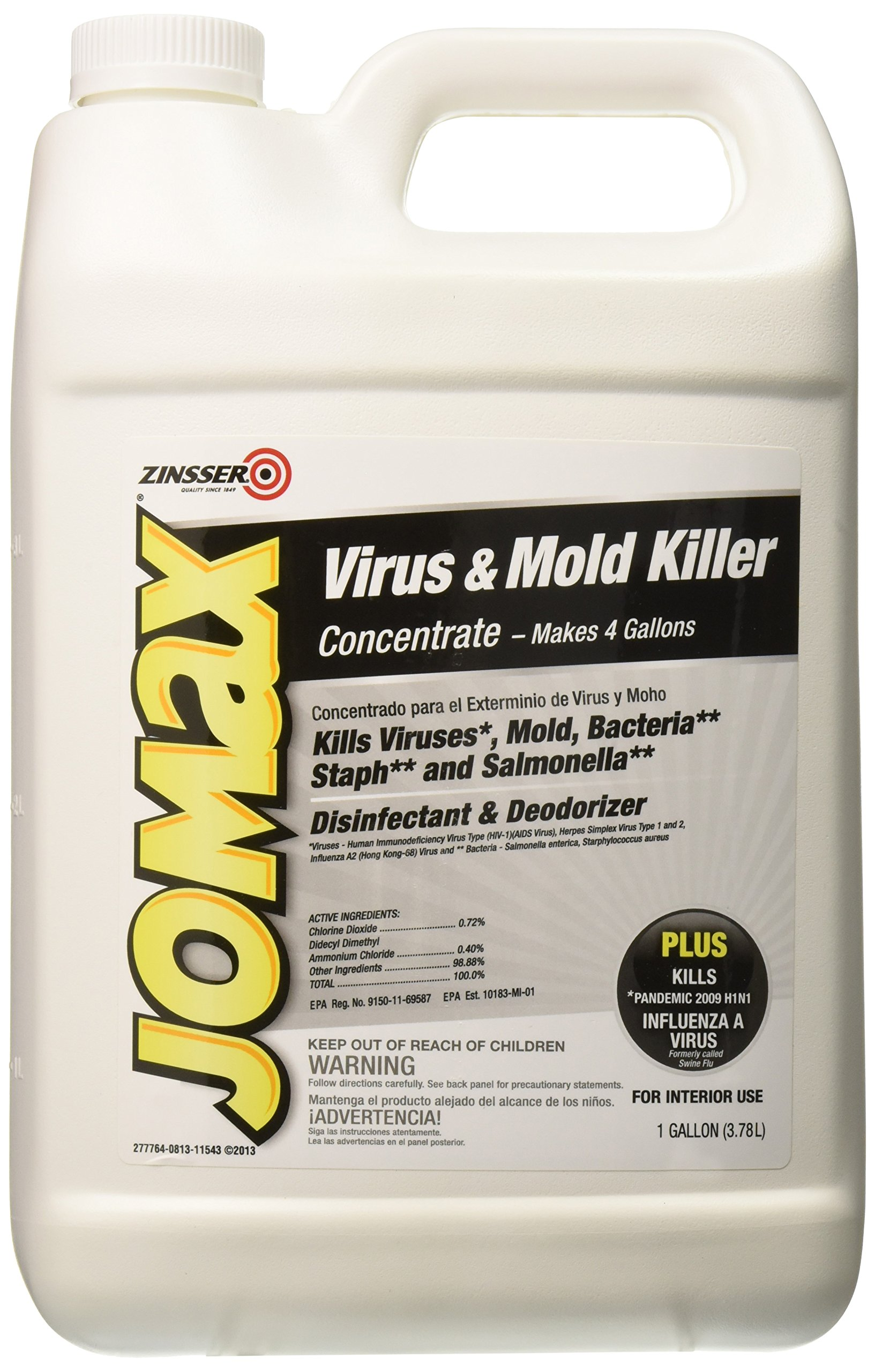 RUST-OLEUM 60601A Jomax Virus and Mould Killer