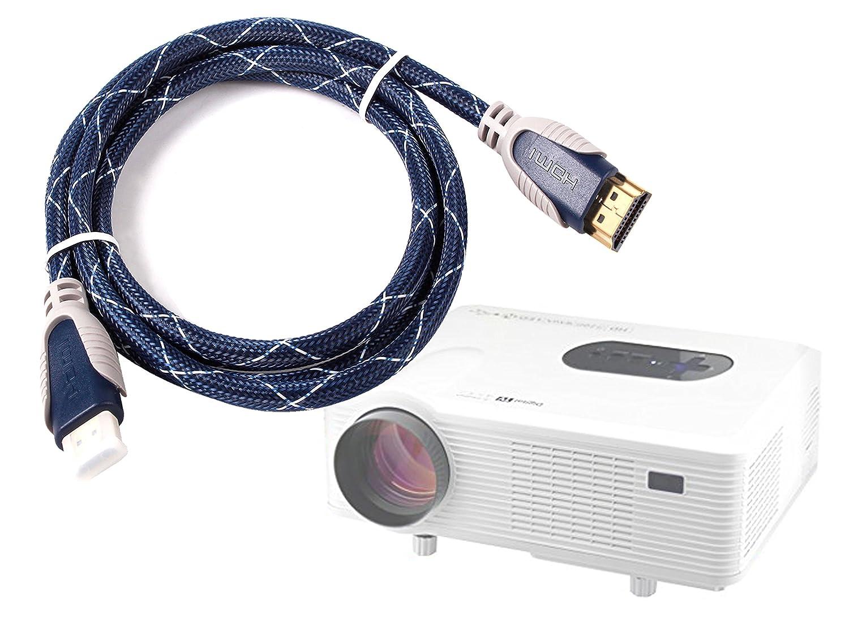 DURAGADGET Cable HDMI De Audio Y Vídeo para Proyector Tera UNIC ...