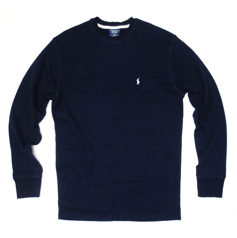 5d9c78a9f6 Polo Ralph Lauren Sleepwear Mens Long Sleeve Thermal T-shirt (X-Large