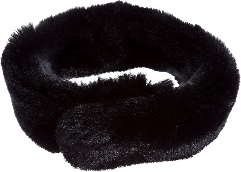 Magnetic Rex Rabbit Fur Collar