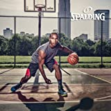 Spalding Mens Fade Away Athletic Basketball Workout