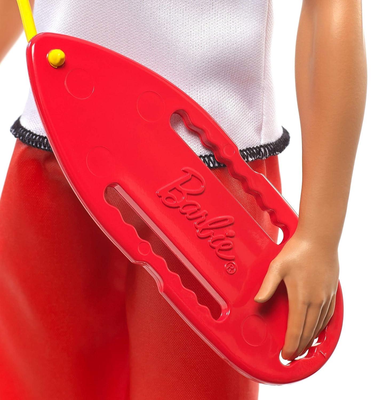 Amazon.es: Barbie Muñeco Ken Socorrista con accesorios (Mattel ...