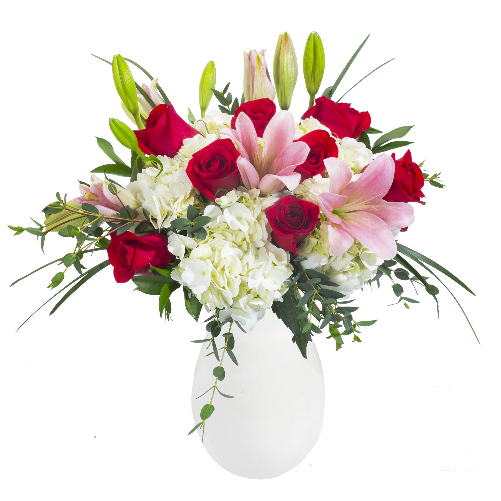 Vistaflor - Sweetheart Arrangement by eFlowy