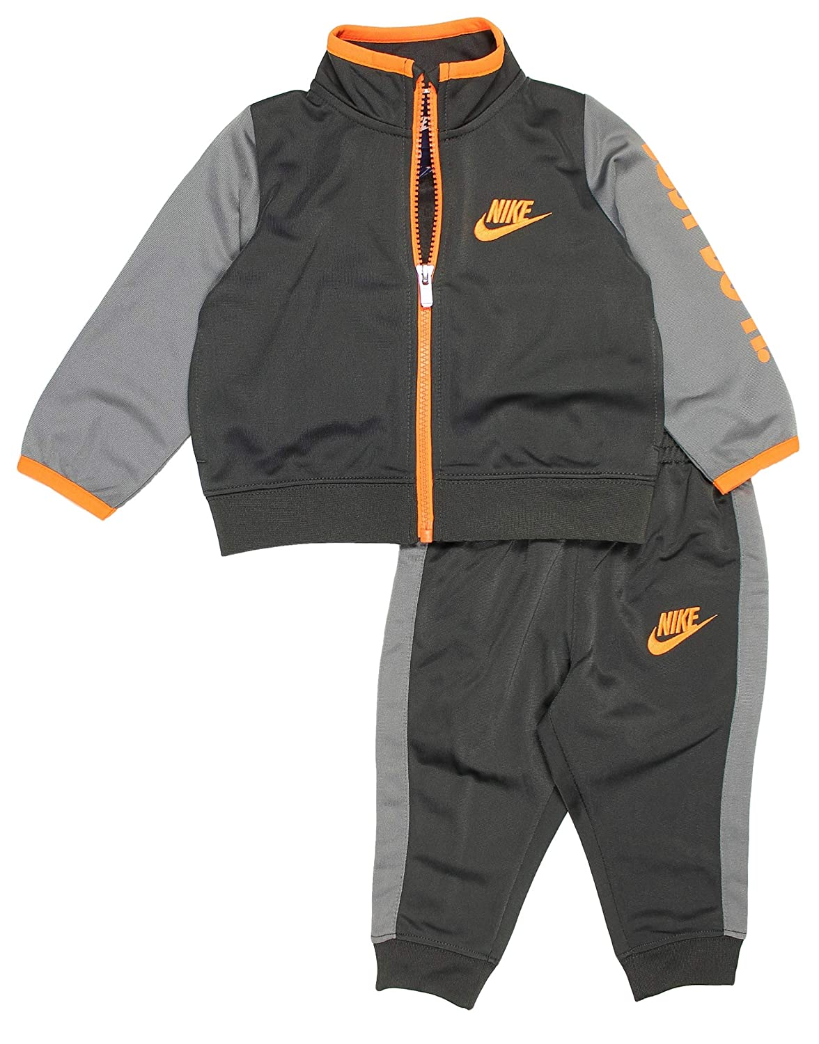Amazon.com  Nike Baby Boys  2-Piece Tracksuit  Sports   Outdoors 38f9f49cf