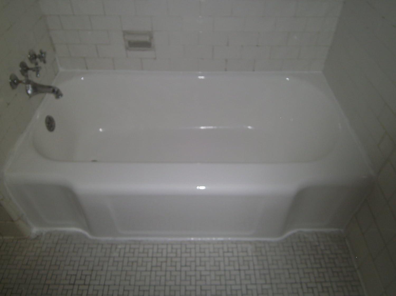 AquaFinish 64oz. Bathtub Refinishing Double Kit, COATING ONLY ...