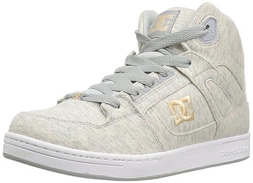 DC Boys' Rebound TX SE Sneaker, Multi, 4 M US Little Kid