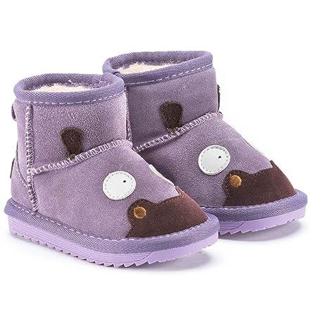 581f1325d53 Snugs Boots Kids Childrens Boys and Girls 'Sheepskin Boots Sheepskin ...